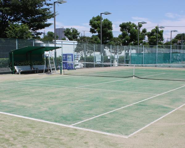 茅ヶ崎 市 テニス コート